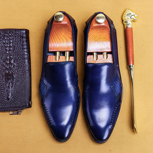 Pointed Toe Formal Shoes Man G