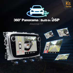 Image 5 - Ownice K1 K2 K3 Android Car DVD Player 2 Din radio GPS Navi for Ford Focus Mondeo Kuga C MAX S MAX Galaxy Audio Stereo Head Unit