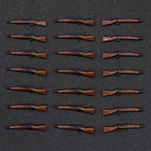 Image 2 - 98K Military ww2 Weapons Building Blocks Guns Army Soldiers German Figures Accessories Toys MOC Parts Compatible Military Bricks