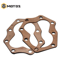 ZS MOTOS Head Motor Ural Original Suit 2pcs Pure CJ-K750 Copper Parts Gaskets Bavarian Cylinder M1/M72/R71 motorcycle CJ-K750 zs motos head motor ural original suit 2pcs pure cj k750 copper parts gaskets bavarian cylinder m1 m72 r71 motorcycle cj k750