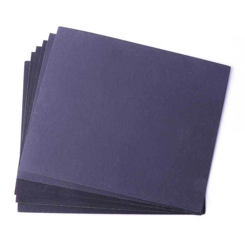 High Quality 10pcs 280#/400#/1000#/1500#/2000# Wet/Dry Sandpaper Sanding Screen For DIY &Industrial Applications 230x280mm