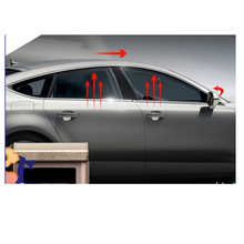 Lsrtw2017 Car Styling Window Roof Automatic Lifter Closer for A4 A5 A6 A7 A8 Q5