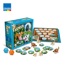 Super Farmer Board Game 5-10 Years Old Children Parent-child Table Games Toys for Puzzle Game Juego De Mesa Board Games EI50BG
