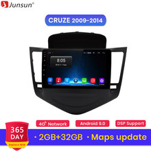 Junsun V1 4G + 64G Android 9.0 Voor Chevrolet CRUZE 2009 2010 2011 2012-2014 Auto Radio multimedia Video Player GPS 2 din dvd(China)
