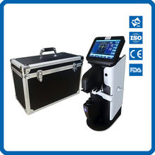 China good quality Optical equipment focimeter PD UV test touch screen Instrument digital Auto lensmeter JD-2600B D903
