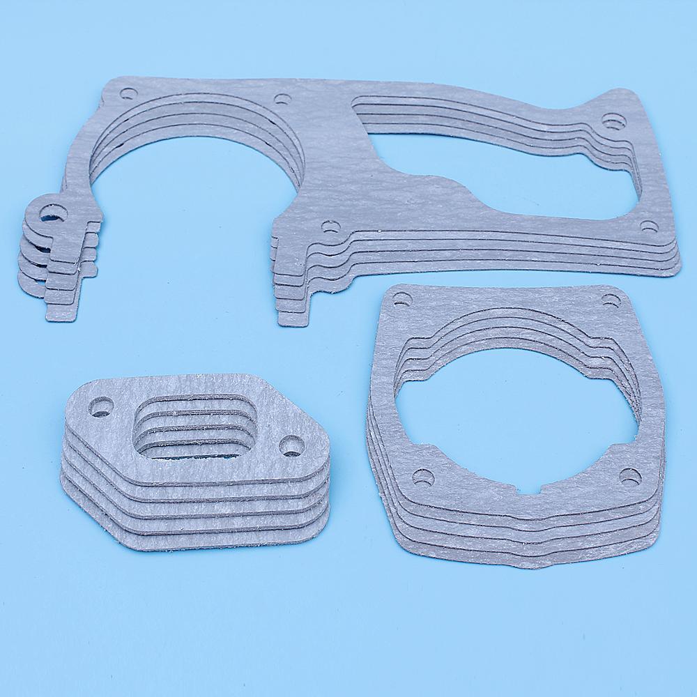 Cylinder Crankcase Muffler Gasket Set For Husqvarna 357 357XP 359 EPA Jonsered 2156 2159 CS2156 Chainsaw 503 97 85-01 503966601