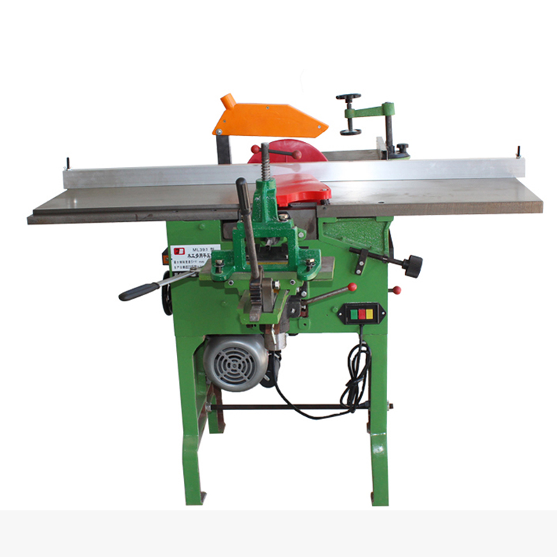 220V 4200r/min Max 310mm Planing Width Desktop Multi-function Woodworking Machine Tool ML393B Electric Chainsaw Planer 2200W 1pc