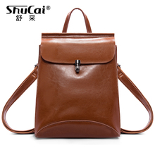 anti theft backpack women leather travel ladies bagpack purse vintage backpack bag school bags for teenage girls mini backpack women genuine leather women s anti theft bagpack vintage back pack for teenager girls travel school phone hand bag