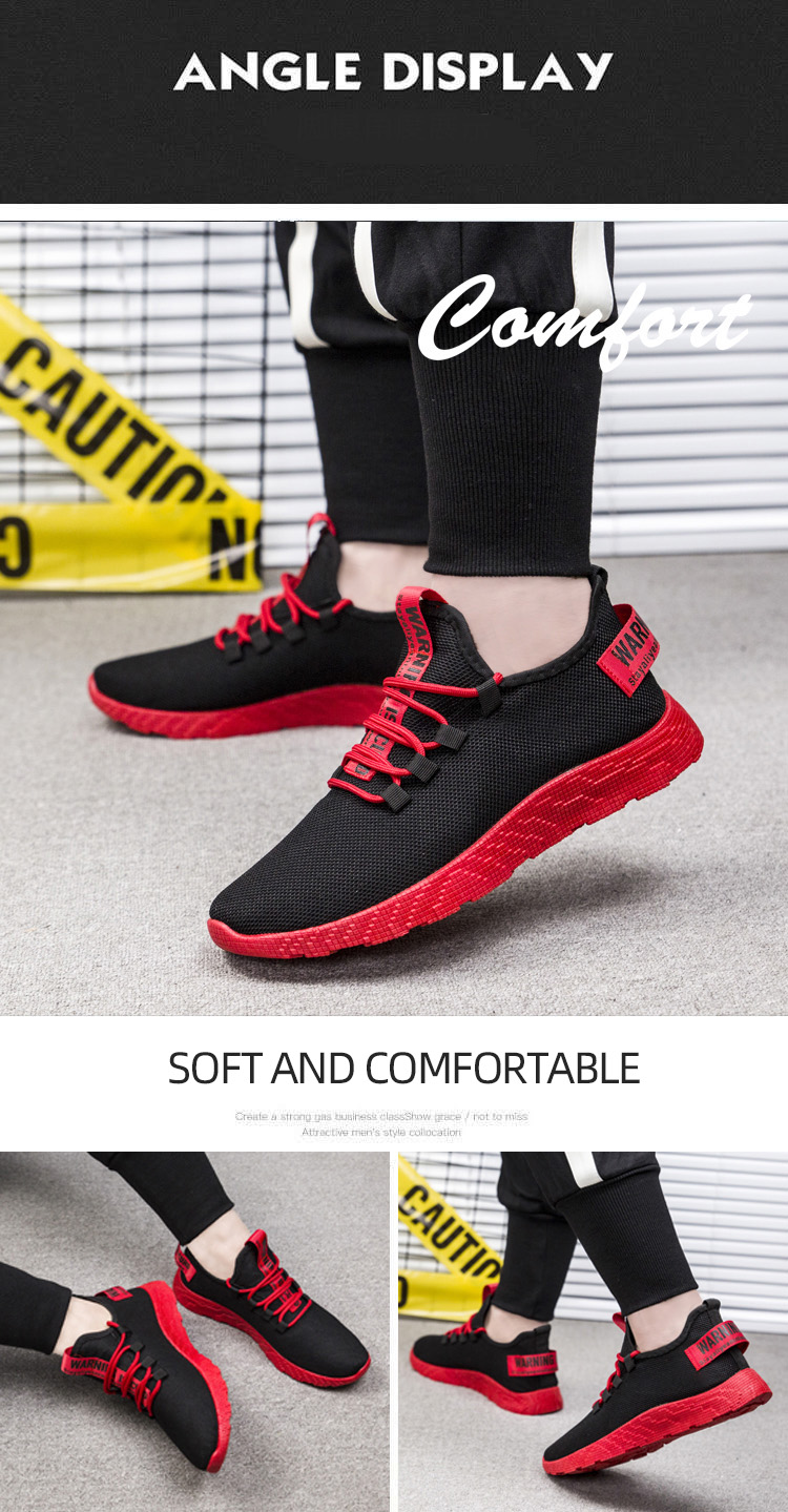 H1fa0347a171f44499b2fac3cae3e7f1cn - Men Vulcanize Shoes Sneakers Breathable Men Casual Shoes No-slip new Male Air Mesh Lace Up Men Shoes Tenis Masculino Wholesale