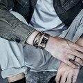 Мужские часы  умный браслет с монитором сердечного ритма ЭКГ + PPG  измеритель артериального давления  фитнес-трекер  IP68 Wrisatband  умные часы