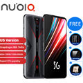 US Version Nubia Red Magic 5G Gaming SmartPhone 12GB 256GB /8GB 128GB 6.65 Snapdragon 865 NFC Redmagic 5G Game Mobible Phone