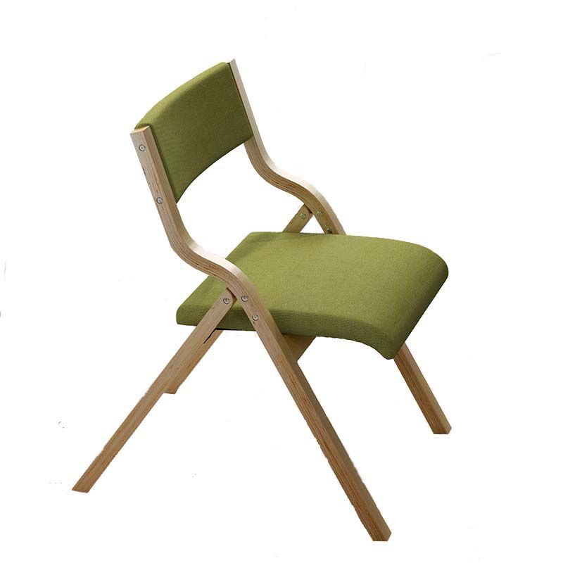 Mansfield Dining Chair Simple Creative Leisure  Folding Computer  Solid Wood