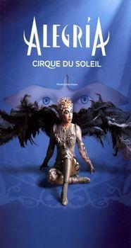 Cirque du Soleil-adhesivo con diseño de película para pared, póster de seda,...