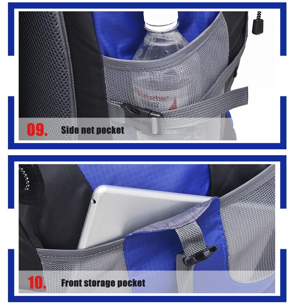 prova dwaterproof água esportes saco mochilas escalada viagem