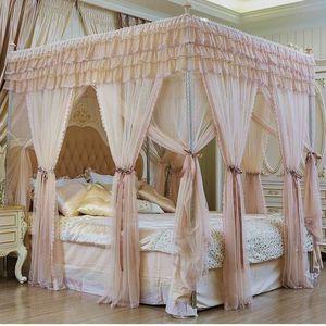 Image 3 - เด็กDosselผ้าม่านBebek Canopyเตียงเด็กเต็นท์Siatka Moskitiera Ciel De Lit Moustiquaire Cibinlik Klamboeยุงสุทธิ