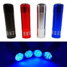 Профессиональный УФ лампа для сушки гель лака 1 шт портативный