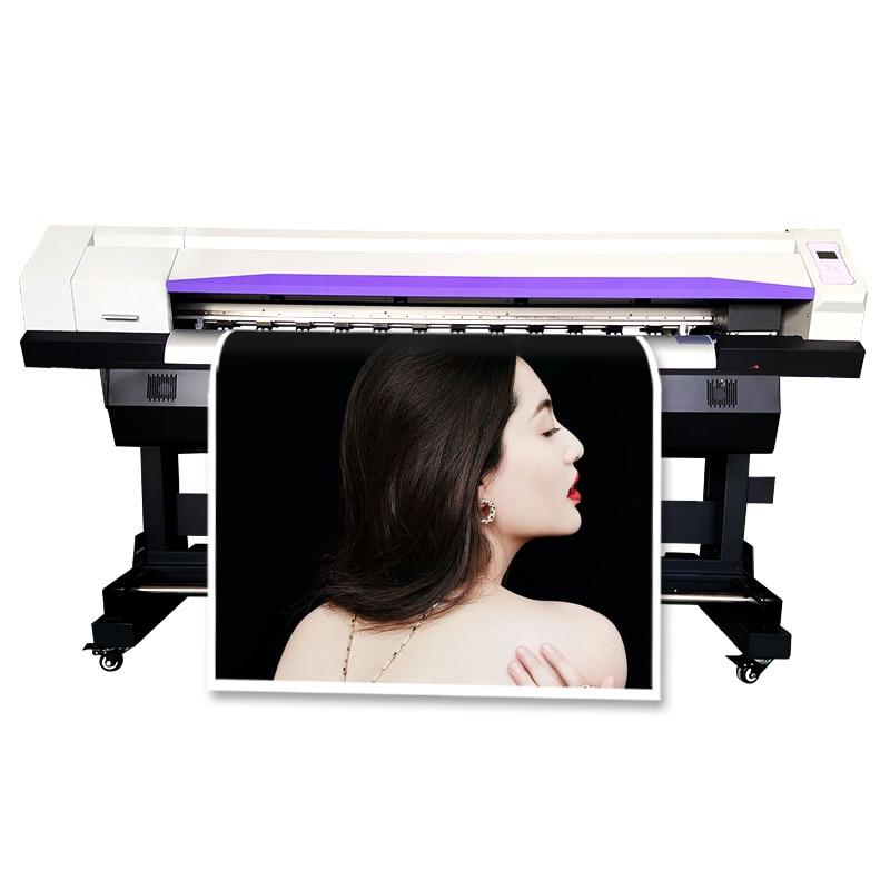 H1fa258caabe145ca8009336dc3e87071R - 5 Feet 1.6m 63 Inch Indoor Outdoor Inkjet Printer XP600 PVC Vinyl Graphics Printing Machine