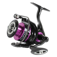 RED WOLF LIGHTNING 2000 3000 Spinning fishing Reel 4+1BB 6.2:1 Gear Ratio 6kg Max Drag  240g LT body lure Fishing Accessories