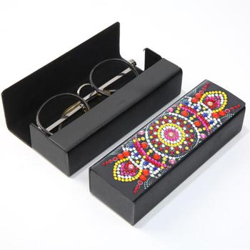 Diamond Sunglasses with Holder  5