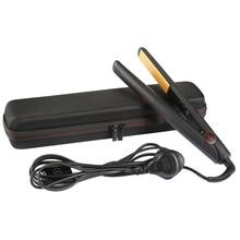 Étui de protection pour défriser les cheveux pour Braun ST780/ ghd V Gold classique Styler Stying outil bigoudi boîte pochette (étui seulement)