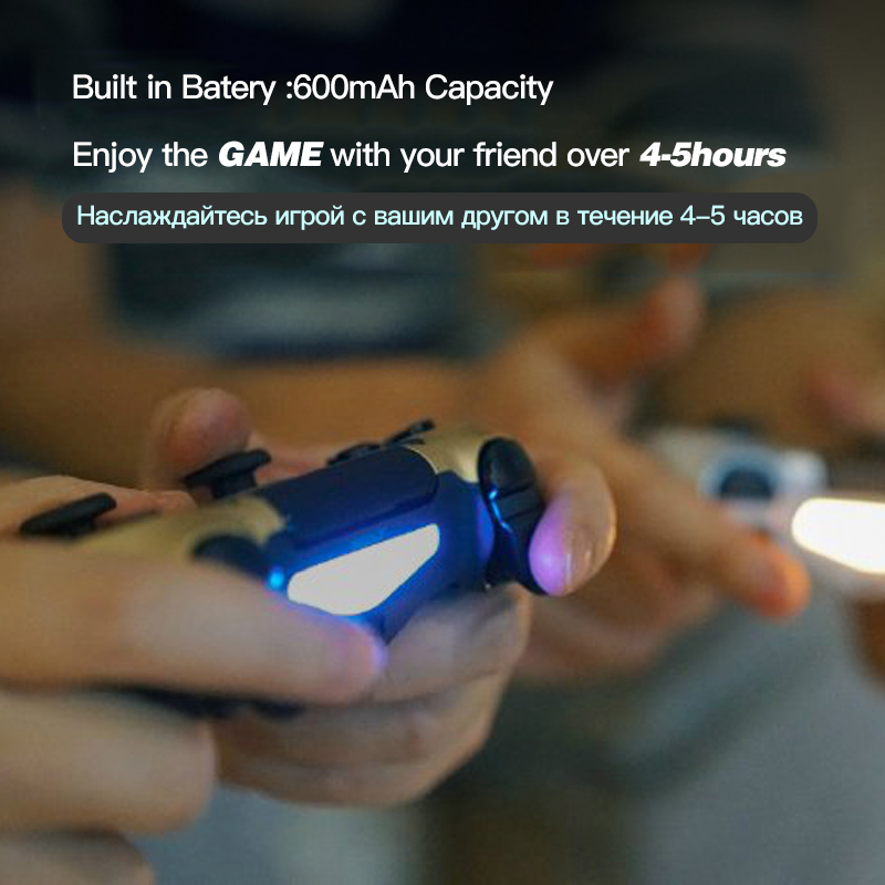 Wireless Bluetooth Wired Gamepad Joystick for Sony PS4 PS3 Controller Console Dualshock 4 Fit for PlayStation 4/3 for Mando 4 3