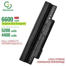 Golooloo 6 ячеек laoptop батарея для acer Aspire UM09G31 UM09G41 UM09G51 UM09H31 UM09H36 UM09H41 UM09H56 UM09H70 UM09H73