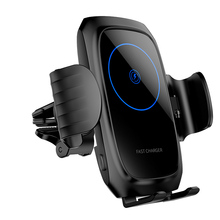 SIKAI 15W Air Vent Magnetic Car Wireless Charger Phone Holder For iPhone 11 pro Compatible with 5W 7.5W 10W Car Broadcast
