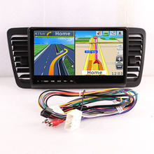 Oonaite 9 Inch Android 10.0 USB Car Radio AM FM DVD Multimedia Video Player GPS Navigation For Subaru Legacy Outback 2004-2006