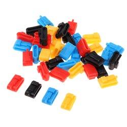 60 pçs/lote Forma Do Tanque de Plástico Peças de Xadrez Única Placa Peões Do Jogo Acessórios