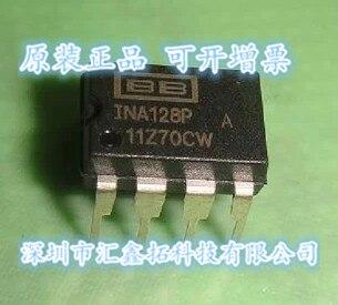цена на 5pcs/lot INA128PA INA128P INA128 DIP-8