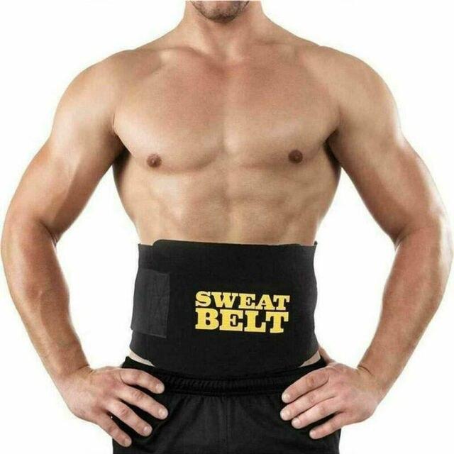 2020 New Women Men Waist Support Belt Neoprene Sauna Thermo Sweat Slim Body Shaper Waist Trainer Corset Vest Tops 1