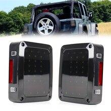 2X светодиодный фонарь светильник автомобиля JK стоп светильник обратный светильник сигнальный светильник для Jeep европейской и американско...