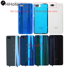 For Honor 10 Back Glass Battery Cover Rear Glass Door Housing for Huaw