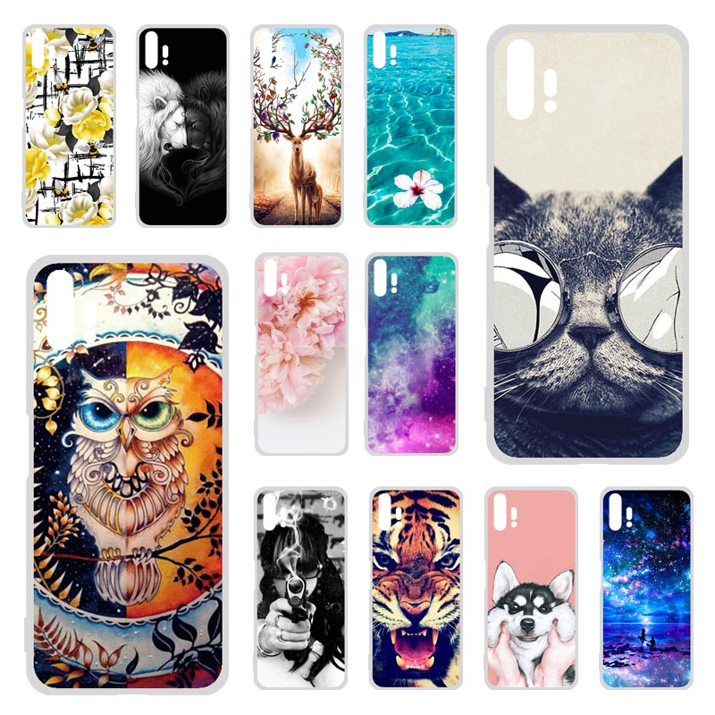 TAOYUNXI Cases For ZTE Blade AF3 A3 Case For ZTE Blade A5 A5 pro AF 3 C341 T221 ZTE OPEN C2 4.0 inch Soft Silicone Painted Cover image