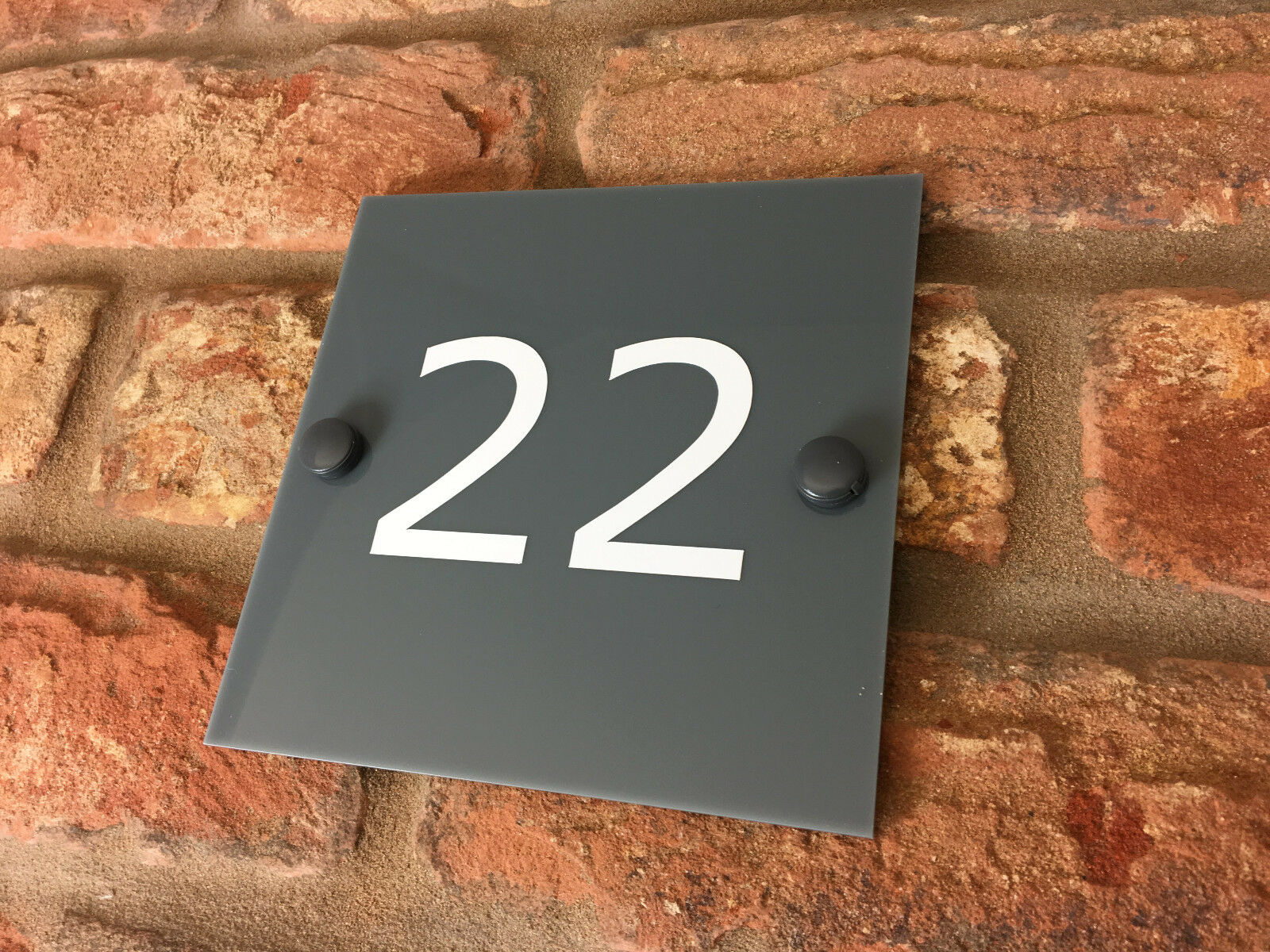 Home Furniture Diy Plaques Signs Modern House Address Sign Door Number Plaques Contemporary Property Name Plates Mtmstudioclub Com