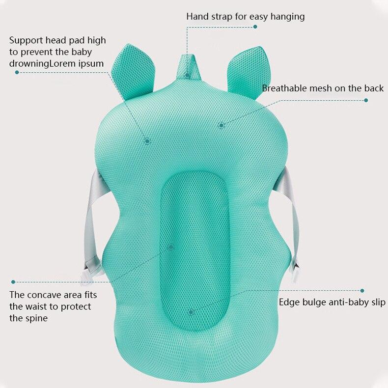 de apoio confortável macio recém nascido almofada