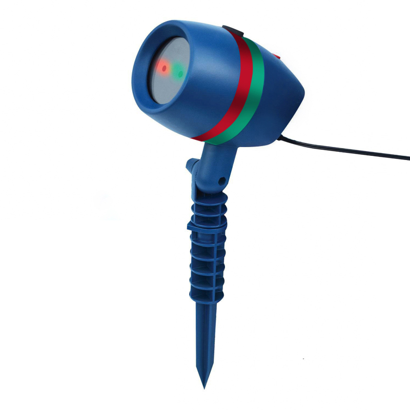 Xmas 8 Model Laser LED Lights Projector Moving Pattern Outdoor Star Lamp