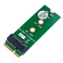 HOT-M.2 NGFF ключ E для ключа E адаптер SSD адаптер разъем M2 для SSD для компьютера