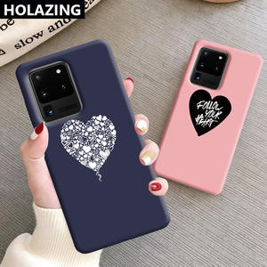 Cover Silicone-Case Ultra-Note Samsung Galaxy S10 10-Plus for S8 10-9/8 Follow-Your-Heart