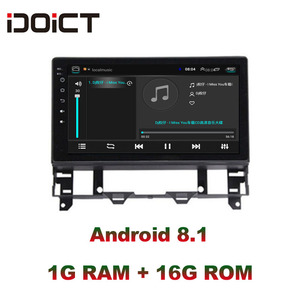 Image 2 - IDOICT Android 8.1 Car DVD Player GPS Navigation Multimedia For Mazda 6 Radio 2002 2008 car stereo DSP