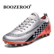 Мужская футбольная обувь с шипами для улицы Высококачественная