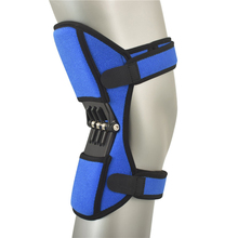 Knee Protector Joint Support Knee Pads Breathable Non-Slip Power Lift Knee Pads Rebound Spring Force Knee Booster Leg Protector