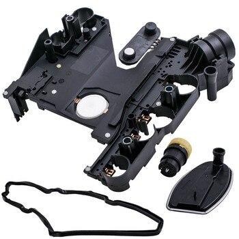 กล่องเกียร์ตัวนำสำหรับ Benz + ขั้วต่อ + ตัวกรอง + ปะเก็นชุด w/5-Speed A/ T 1402701161, 2035400253,1402710080,1402770095