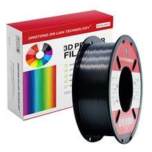 Нить для 3d принтера xtzl3d pla 175 мм материал ручки точность