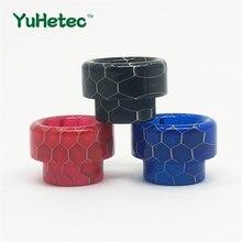 Fatube 810 sem o-anel padrão de pele de cobra ponta de gotejamento interface universal curto resina cola epoxy gotejamento ponta 810 kennedy
