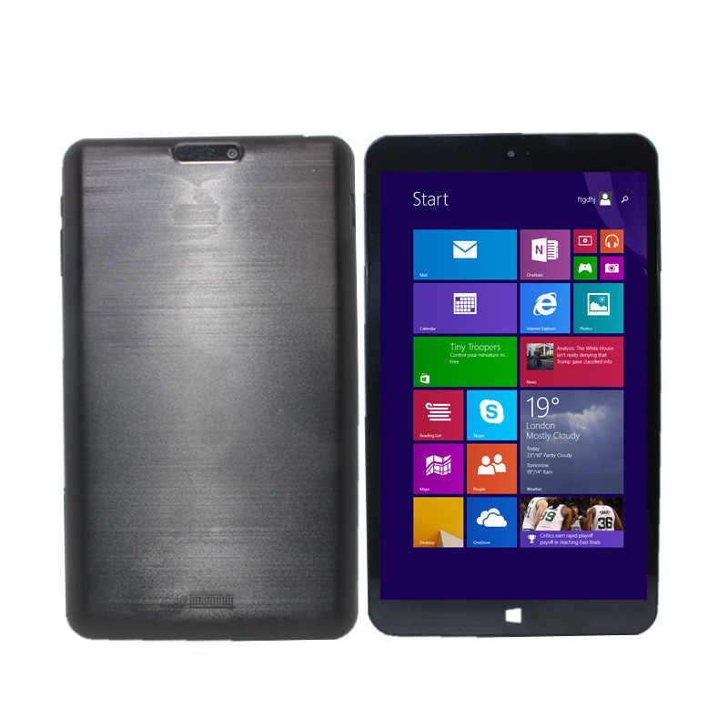 Voorjaar Verkoop 8 Inch S803 Windows 8.1 1 Gb DDR3 + 16 Gb Emmc Quad Core Dual Camera Met Matte terug