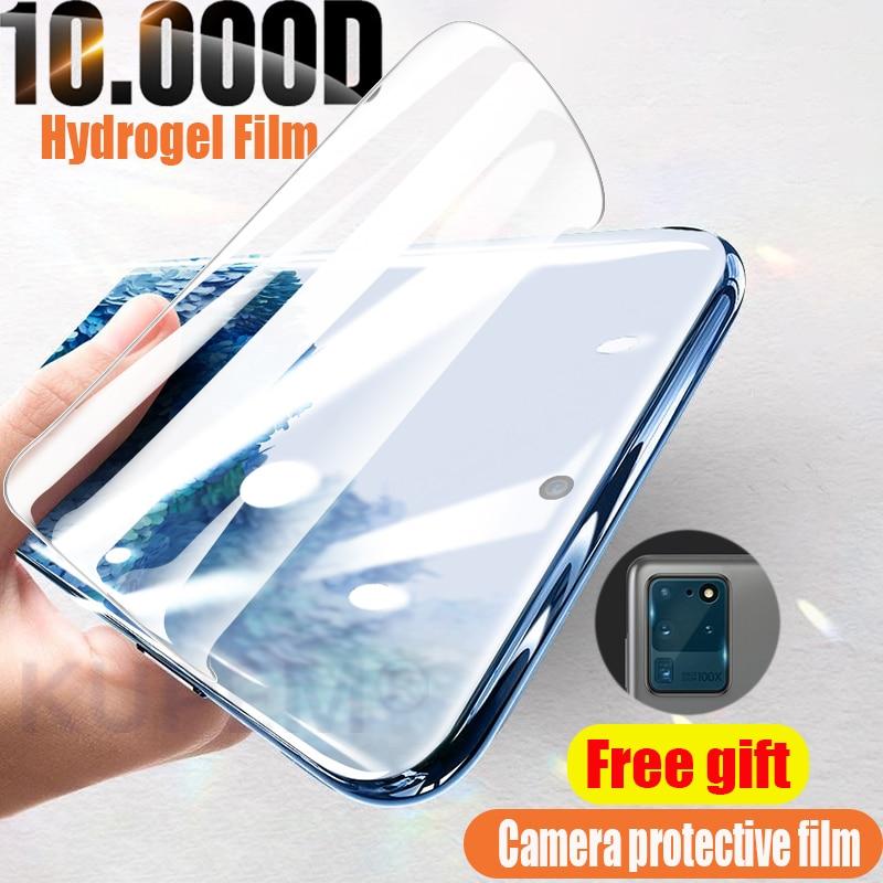 Гидрогелевая пленка для Samsung Galaxy S10 Plus, защитная пленка для экрана S8, S9, S10e S, 8, 9, Note 10, S20 Ultra Plus, A51, A 51, не стекло