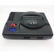 691 pour Console de jeux vidéo SUPER MINI MD pour Sega Mega Drive MD 16 bits 86 jeux 8 bits 605 jeu rétro jeux intégrés deux manettes