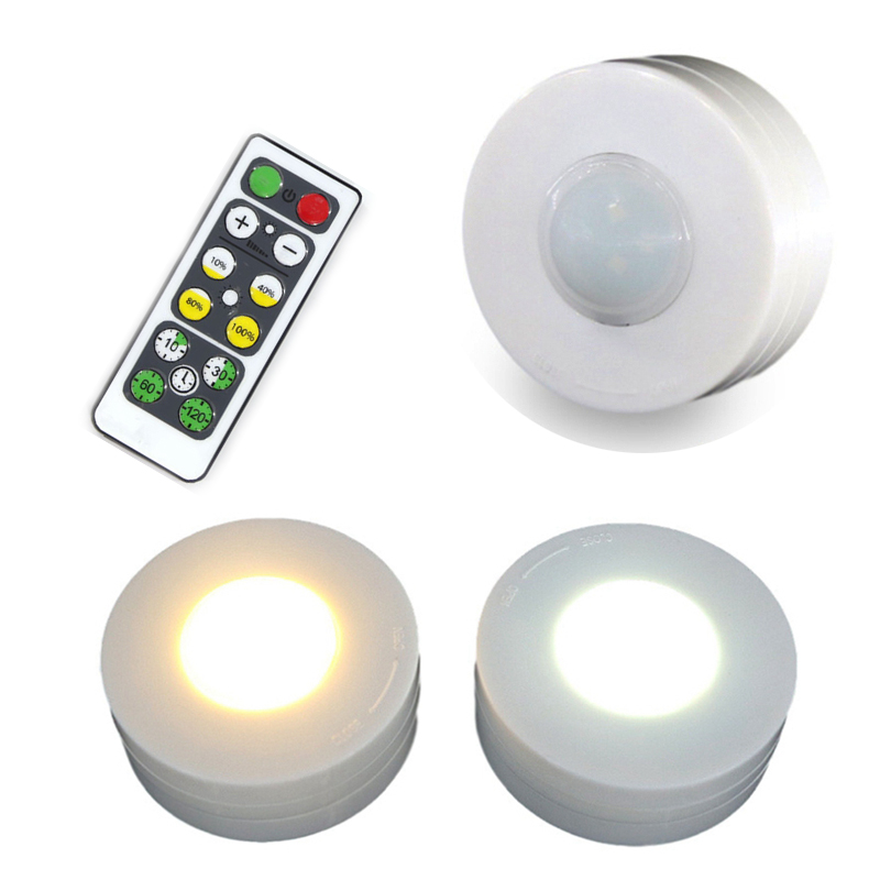 Wireless Dimmable LED Under Kitchen Cabinets light Touch Sensor LED Closet Lights For Wardrobe Stair Hallway Wardrobe Night lamp