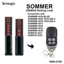 SOMMER 4020 4026 TX03-868-4 fernbedienung 868mhz sommer TX03-8-4 rolling code fernbedienungen